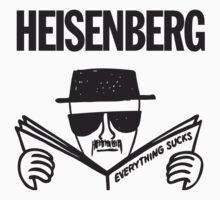 Heisenberg / Descendents by heisenbergsucks