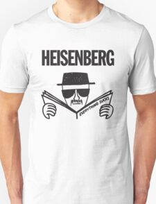 Heisenberg / Descendents Unisex T-Shirt