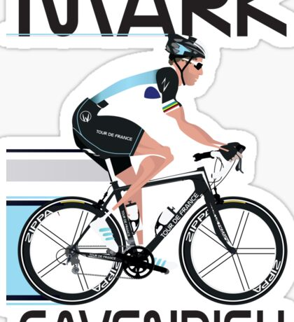 Mark Cavendish Sticker