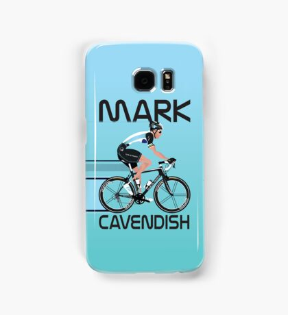 Mark Cavendish Samsung Galaxy Case/Skin
