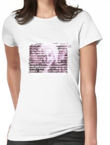 Amadeus - The t-shirt Womens Fitted T-Shirt