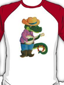 The Banjo Alligator T-Shirt