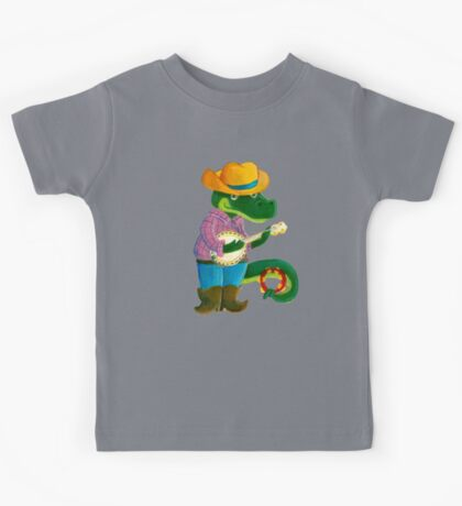 The Banjo Alligator Kids Clothes