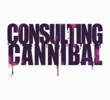 CONSULTING CANNIBAL - Pink! by fahrlight