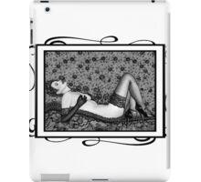 Ravishing Romance - Self Portrait iPad Case/Skin