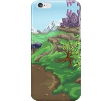 Castle Path iPhone Case/Skin