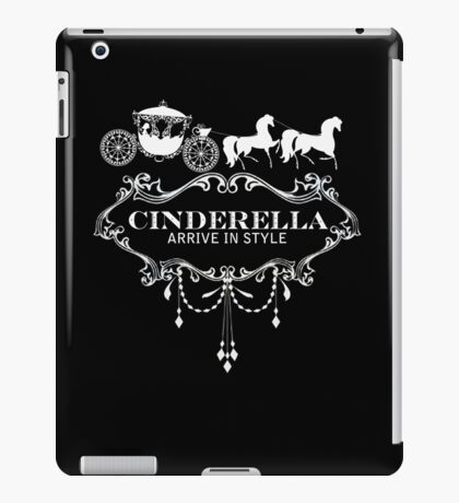 Fashionably Late iPad Case/Skin
