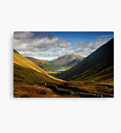 Kirkstone Pass. Canvas Print