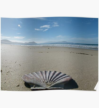 Beach Perspective Poster