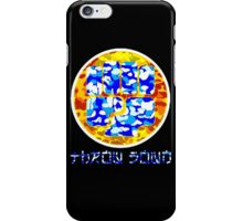 THROW DOWN iPhone Case/Skin