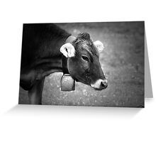 Alpenmilch Greeting Card