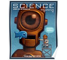 Science Mysteries Poster