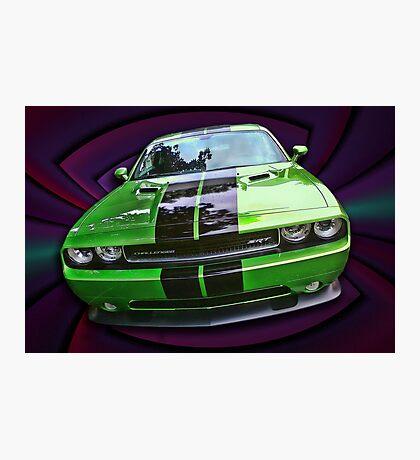 Challenger SRT Photographic Print