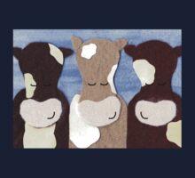Happy Cows Baby Tee