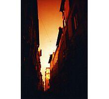 Blood Orange - Lomo  Photographic Print