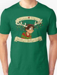 Kiss my Holly Jolly Ass T-Shirt