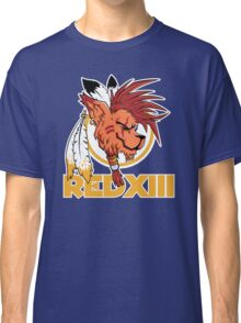 Cosmo Canyon Reds Classic T-Shirt