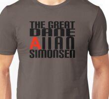 Allan Simonsen le mans 2013 Unisex T-Shirt
