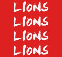Lions v.1 by CowBeck