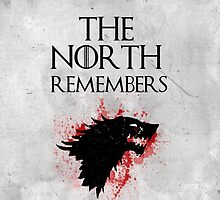 The North Remembers by HenryTheSpice
