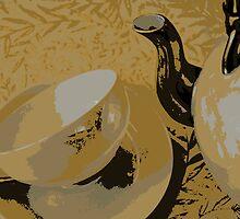 Tea Party by BirgitHM