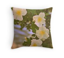 Sweetest Bloom Throw Pillow
