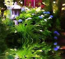 Magical Garden by Trudy Wilkerson