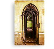 Door to Door Canvas Print