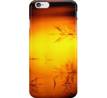 Super Moon Pond Reflections iPhone Case/Skin