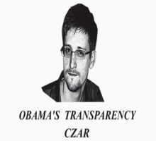 Edward snowden transparency czar by sublimy99