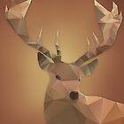 Polygon Deer by error23