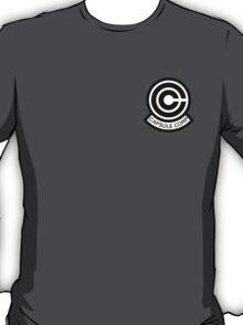 DBZ - Capsule Corp Logo T-Shirt