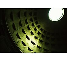 Let There Be Light - Lomo Photographic Print