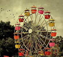 Cloudy day at the fair by Scott Mitchell
