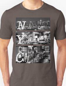 "T-SHIRT ""The Crossroads of the World"" T-Shirt"