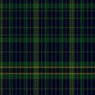 02910 Eynon of Wales Fashion Tartan Fabric Print Iphone Case by Detnecs2013