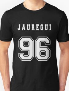 JAUREGUI - 96 // White Text Unisex T-Shirt