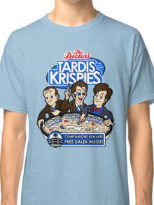 Tardis Krispies Classic T-Shirt