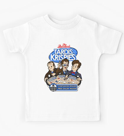 Tardis Krispies Kids Clothes
