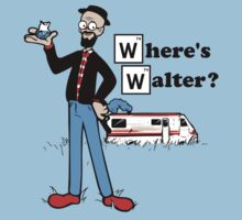 Where's Walter. by designsbygaunty