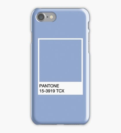 Pantone - Serenity iPhone Case/Skin