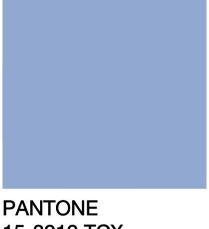 Pantone - Serenity Sticker