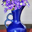 Violets are Blue by Sheri Nye