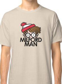 Milford Man Graduate Classic T-Shirt