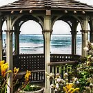 Ocean View Gazebo by heatherfriedman