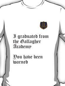 Gallagher Girl Graduate T-Shirt