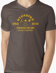 Klondike - Pioneer Square Mens V-Neck T-Shirt