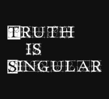Truth is Singular by emptyminds