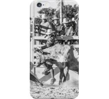Out of the way iPhone Case/Skin