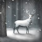 White Stag by miralina